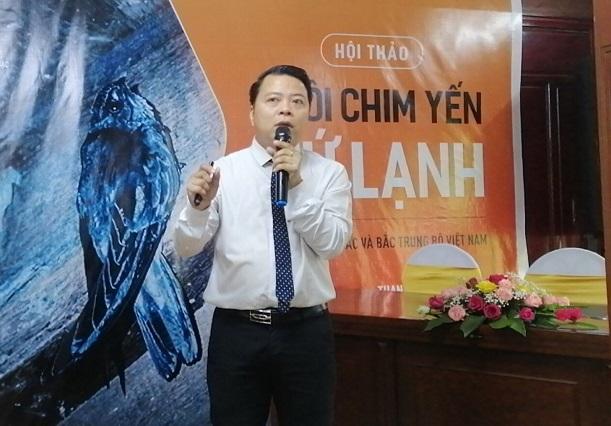 Chủ tịch Hội yến sào Phú Yên: Cần có chế tài thật nặng để bảo vệ loài chim yến trước nguy cơ bị tận diệt