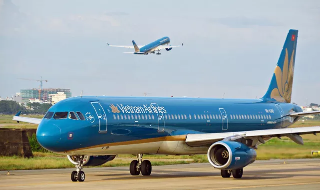 Số chuyến bay nội địa sau dịch Covid-19sẽ được Vietnam Airlines khôi phục hoàn toàn.