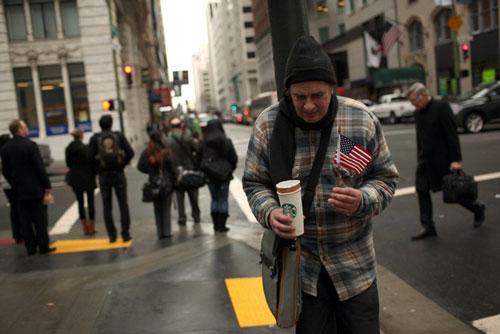 Nền kinh tế Mỹ lao dốc tồi tệ nhất kể từ khủng hoảng tài chính 2008. (Ảnh: AP)