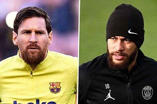 Messi là người duy nhất có đẳng cấp hơn Neymar