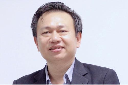 Ông Ngô Đình Đức, Tổng giám đốc Công ty dịch vụ tư vấn POCD