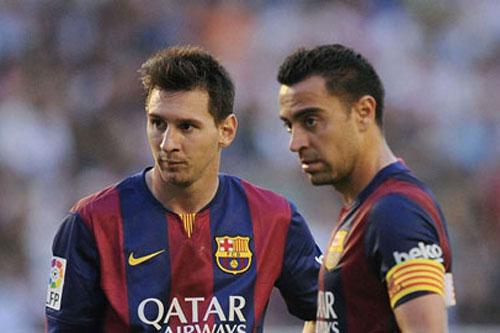 """Messi có thể trở thành 'Xavi mới' ở tuổi """"xế chiều"""""""