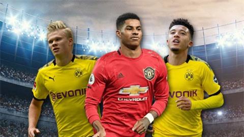 Giggs loại Mbappe, xếp Haaland và Sancho vào top 3 cầu thủ trẻ hay nhất thế giới