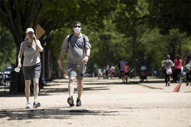 Mỹ: Thủ đô Washington DC chính thức mở cửa trở lại từ 0h01 ngày 29/5 - Ảnh 1.