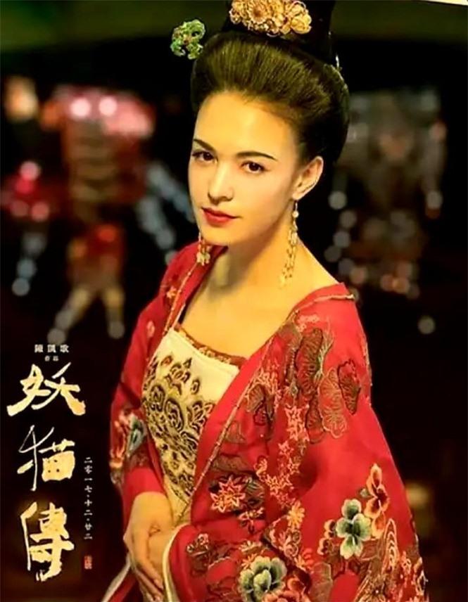 Nàng Dương  Quí Phi quyến rũ nhất màn ảnh - ảnh 2