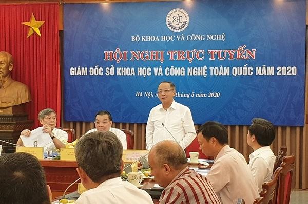 Ông Nguyễn Văn Thân -  Chủ tịch Hiệp hội Doanh nghiệp nhỏ và vừa Việt Nam