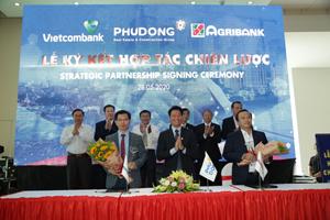 Phú Đông kí kết hợp tác chiến lược với 15 đối tác