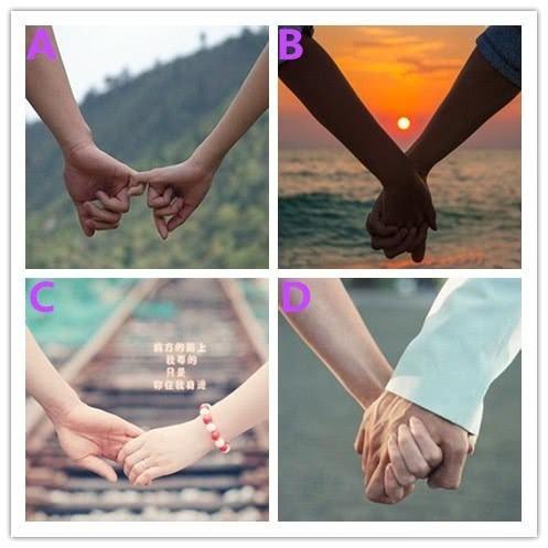 Bạn thích kiểu nắm tay nào nhất?