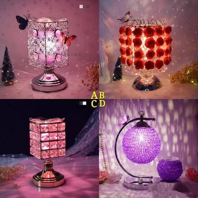 Bạn chọn kiểu đèn ngủ nào?