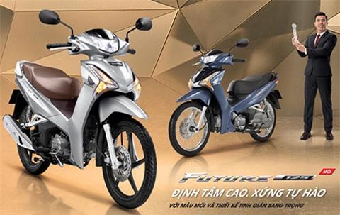 Honda Future FI 125cc 2020.