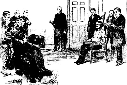 'Kinh hãi' trước chiếc ghế tử thần có thể 'quay chín' tù nhân