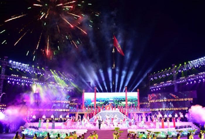 Chương trình khai mạc Festival Huế lần thứ X – năm 2018.