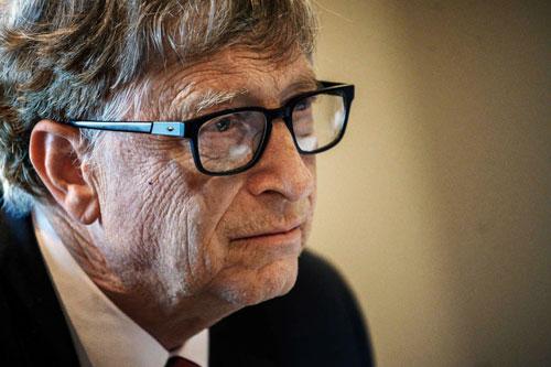 Bill Gates đang chứng tỏ những khía cạnh khác của bản thân không phải ai cũng biết tới. Ảnh: Getty.