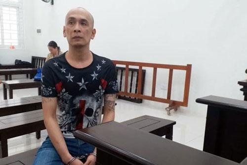 """""""Lột mặt"""" đại ca Hà Thành mai danh ẩn tích sau vụ giết người"""