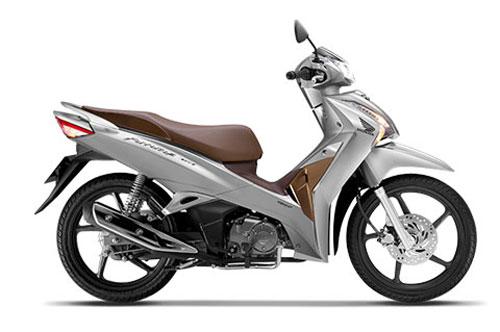 Honda Future FI 125cc 2020 chính thức mở bán tại Việt Nam