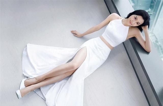 Nhan sắc gợi cảm của Hoa hậu TVB đầu tiên đóng bom tấn Marvel - Ảnh 3.