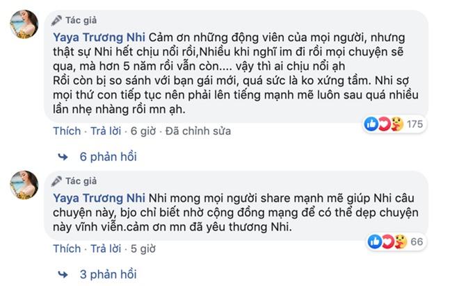 Yaya Trương Nhi đăng status đấu tố Lương Bằng Quang - Ngân 98, quyết một lần kể hết quá khứ 5 năm trước - Ảnh 5.