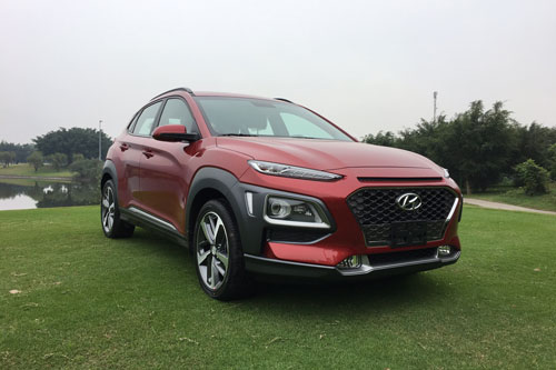 Top 10 xe mini SUV tốt nhất năm 2020: Hyundai Kona đầu bảng