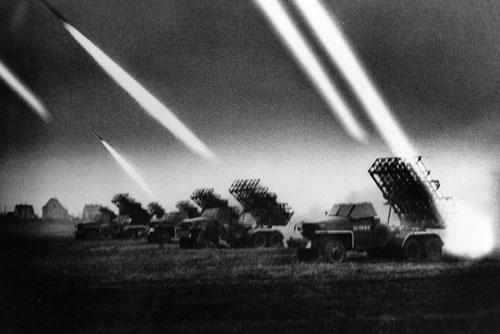 Những vũ khí của Liên Xô khiến Phát xít Đức khiếp đảm trong Thế chiến II