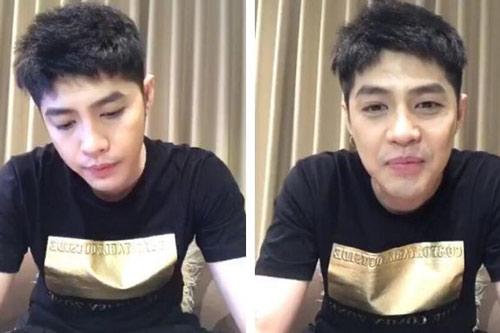"""Noo Phước Thịnh để lộ mặt mộc, """"xuống sắc"""" trầm trọng trên livestream"""