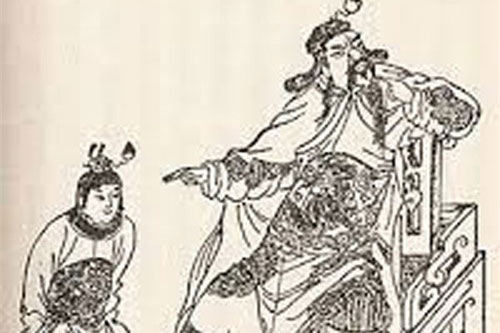 """Thâm cung bí sử: Cặp đôi """"vợ hoang dâm, chồng ngu ngốc"""" nổi tiếng nhất trước thời Tam Quốc"""