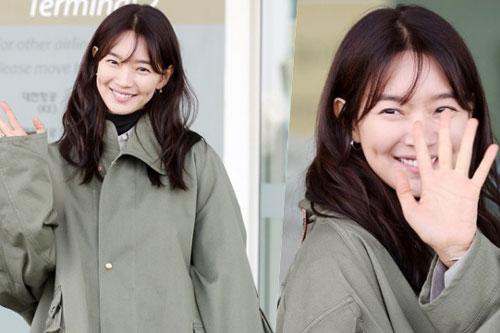 7. Shin Min Ah.