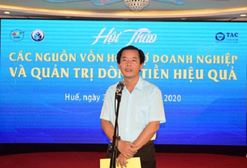 Thừa Thiên Huế: Thúc đẩy sản xuất kinh doanh hậu Covid-19