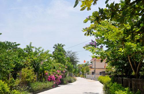 Theo lịch sử ghi lại, làng được hình thành từ giữa thế kỷ XIV, có tên là làng Yên Thường (xã Trú Viết xưa).
