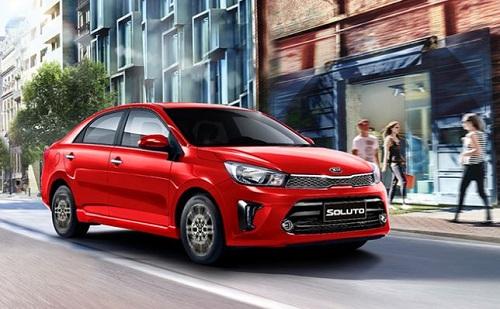 Có 500 triệu đồng, nên mua Toyota Vios 1.5E CVT hay Kia Soluto AT Luxury?