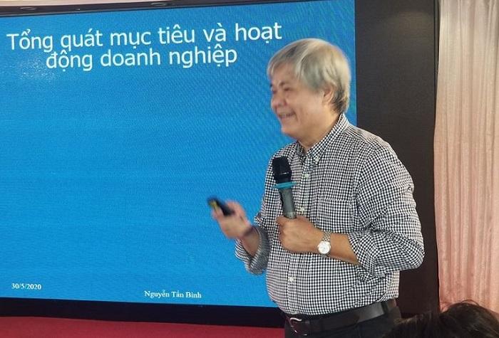 Theo TS. Nguyễn Tấn Bình, Viện trưởng Viện nghiên cứu Khoa học lãnh đạo và Quản trị doanh nghiệp: Dòng tiền như dòng máu của doanh nghiệp, quản trị dòng tiền là vấn đề sống còn của doanh nghiệp