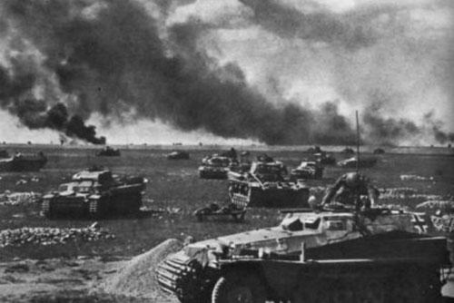 10 trận 'tăng chiến' kinh hoàng nhất trong lịch sử