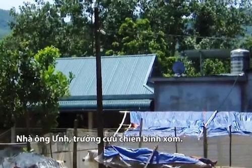 Cơ ngơi của 1 hộ... cận nghèo ở xã Quý Hòa, huyện Lạc Sơn, tỉnh Hòa Bình.