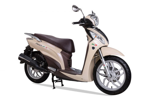 Kymco People One 125.
