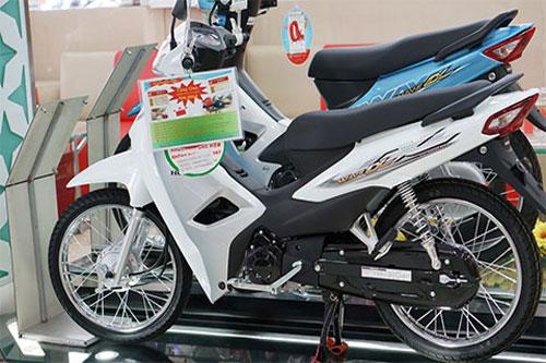 Honda Wave Alpha 2020 đẹp long lanh bất ngờ giảm giá, đe dọa Yamaha Sirius Fi