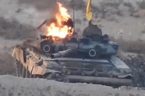 Trung Quốc cảnh báo phá hủy xe tăng T-90 của Ấn Độ