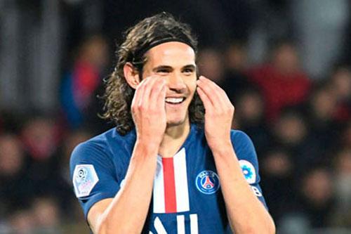 PSG dự tính ký hợp đồng thêm 2 tháng với Cavani