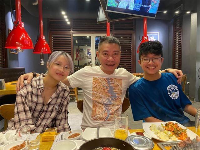 NSND Công Lý, Dương Cẩm Lynh cùng loạt sao bên con, chúc mừng ngày 1/6 - 1