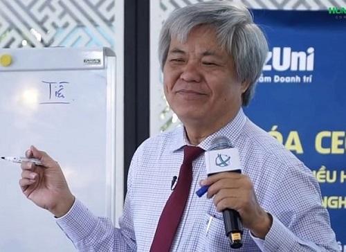 Tiến sĩ Nguyễn Tấn Bình: Lỗi thường gặp trong quản trị tài chính doanh nghiệp là dòng tiền không trôi chảy