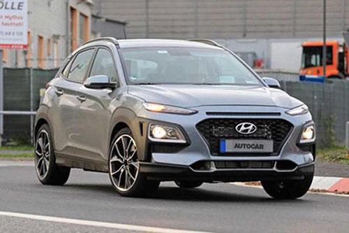 Hyundai Kona sắp có bản thể thao hiệu suất khủng, giá mềm, đe nẹt Honda HR-V, Ford EcoSport