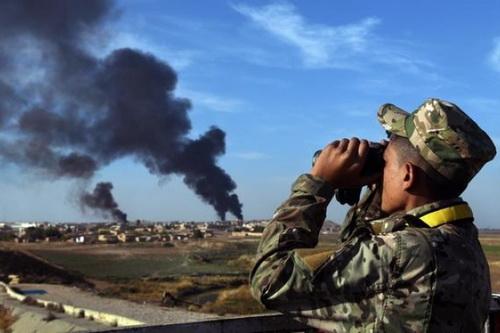 """Thổ Nhĩ Kỳ """"lừa dối"""" Nga, tiến hành cuộc tấn công lớn vào Quân đội Syria"""