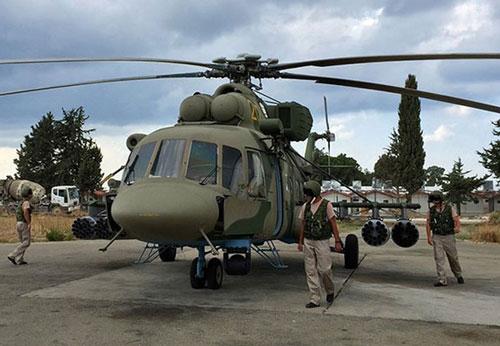 Chỉ trong một tuần lễ, không quân Nga đã để xảy ra hai vụ rơi trực thăng Mi-8 (hôm 19-5 và 26-5) khiến cho tổng cộng 7 thành viên phi hành đoàn tử nạn.