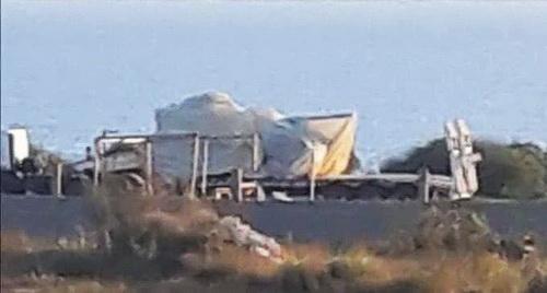 LNA cáo buộc Thổ Nhĩ Kỳ đã đưa xe tăng tới Libya để giúp cho phe GNA. Ảnh: Topwar.