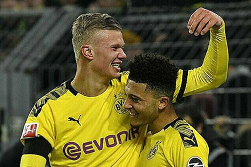 Haaland và Sancho không có lý do để rời Dortmund
