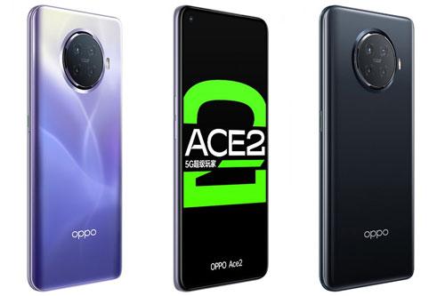 4. Oppo Ace 2 (598.547 điểm).