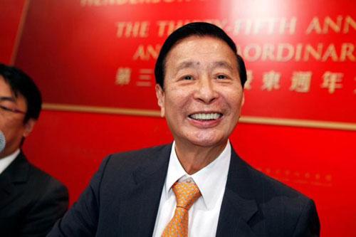 """Những """"cây đại thụ"""" hơn 90 tuổi của làng tỷ phú Hong Kong"""