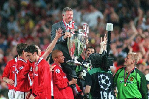 6. Sir Alex Ferguson (MU - Tỷ lệ chiến thắng: 54%; vô địch 2 lần).