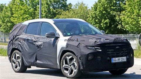 Hyundai Tucson 2021 đẹp long lanh, giá mềm 'đấu' Mazda CX-5, Honda CR-V