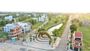 """Dự án Làng Sen Việt Nam tăng tốc thành """"Khu đô thị kiểu mẫu"""" của khu Tây"""