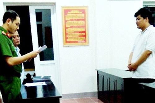 Hà Tĩnh: Khởi tố nhân viên công ty lừa đảo các chủ đại lý hàng tỷ đồng