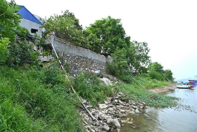 Hà Nội công bố tình trạng khẩn cấp sạt lở trên sông Bùi, sông Đáy - Ảnh 3.